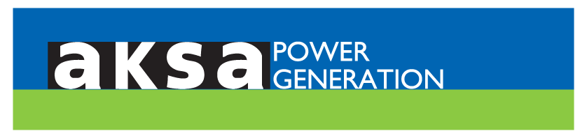 aksa power generation logo