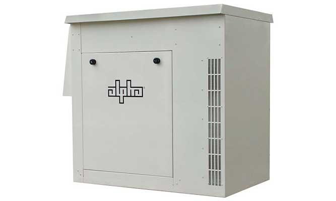 alpha dc 7.5kw generator