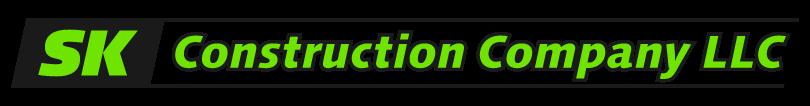 sk construction logo